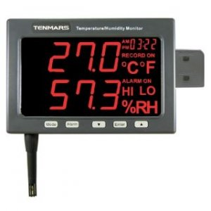 wall-display-humidity-meters